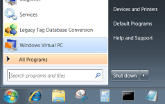 Windows Virtual PC 09