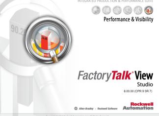 FactoryTalk View 8 Splash