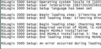 RSLogix-5000-MSXML-Error-Fi