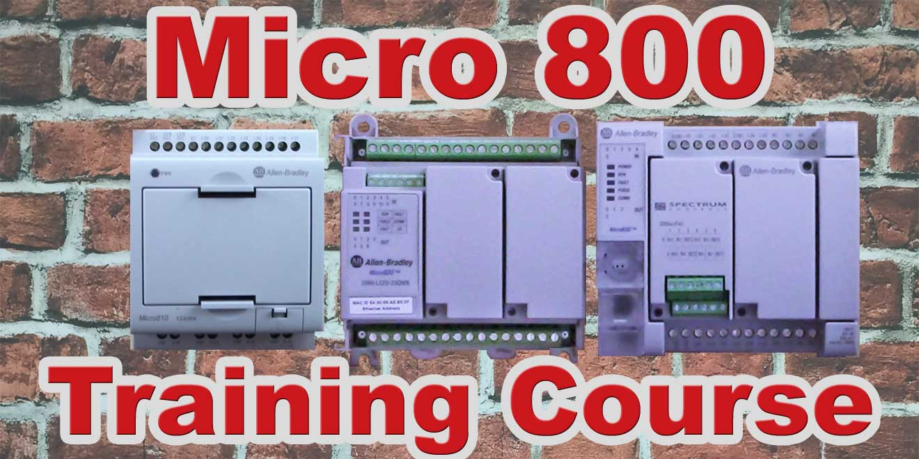 Micro800 Training Course