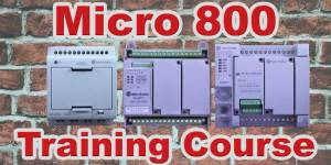 Micro800 Training Course Nano-Basics