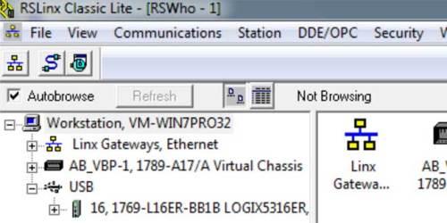 RSLinx-to-CompactLogix-Change-IP-USB-Fi
