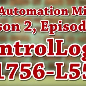 Episode 44 from Season 2 of The Automation Minute