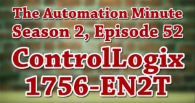 Episode 52 from Season 2 of The Automation Minute 1