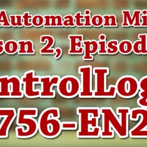 Episode 52 from Season 2 of The Automation Minute