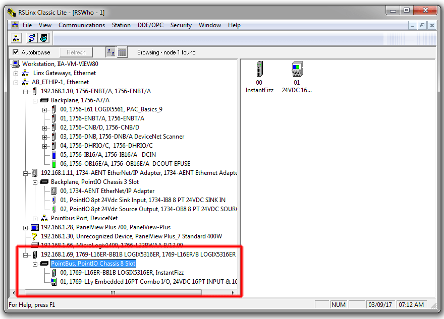 How to install EDS files and eliminate yellow question marks
