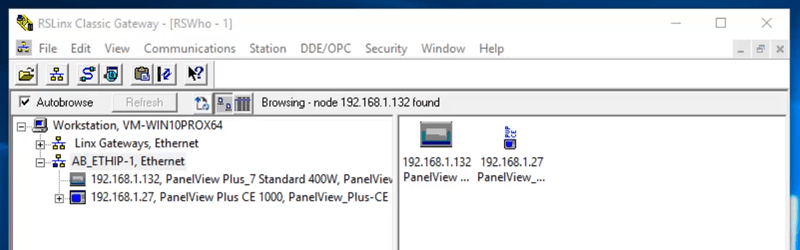 Flashing PanelView Plus 7 Firmware - The Automation Blog