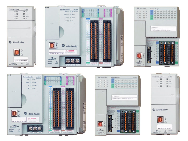 the fourth generation of compactlogix controllers (5370)