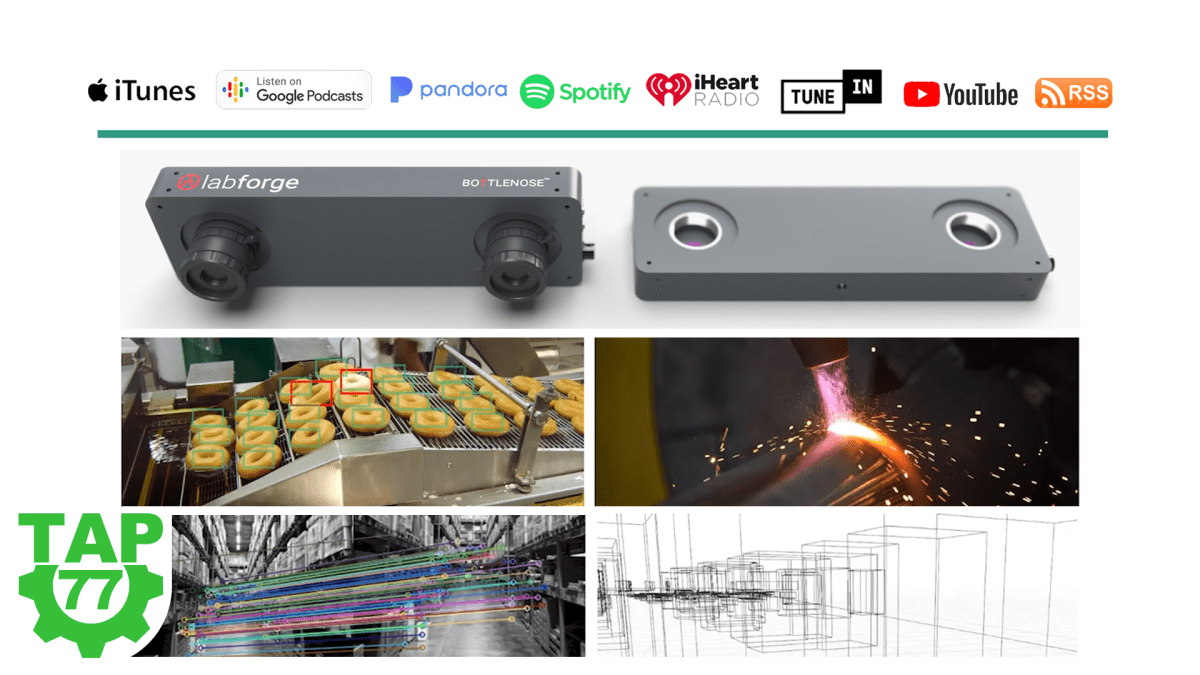 Solve Difficult Detection, Tracking, and Lighting Vision Applications with Next Gen Smart Cameras (P77)