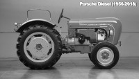 Porsche Diesel (1956-2018) : C'est bel et bien fini