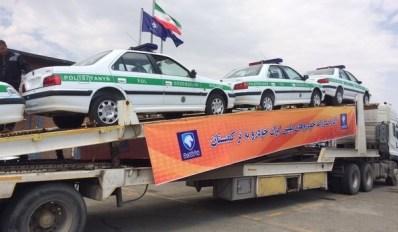 405 iraniennes livrées à la police turkmène