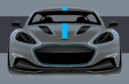 Aston Martin Electriques - Hybrides