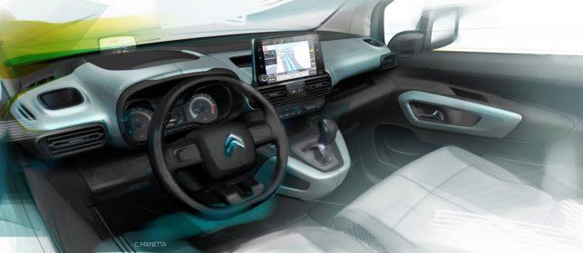 nouveau citro n berlingo 2018 le ludospace r invent the automobilist. Black Bedroom Furniture Sets. Home Design Ideas