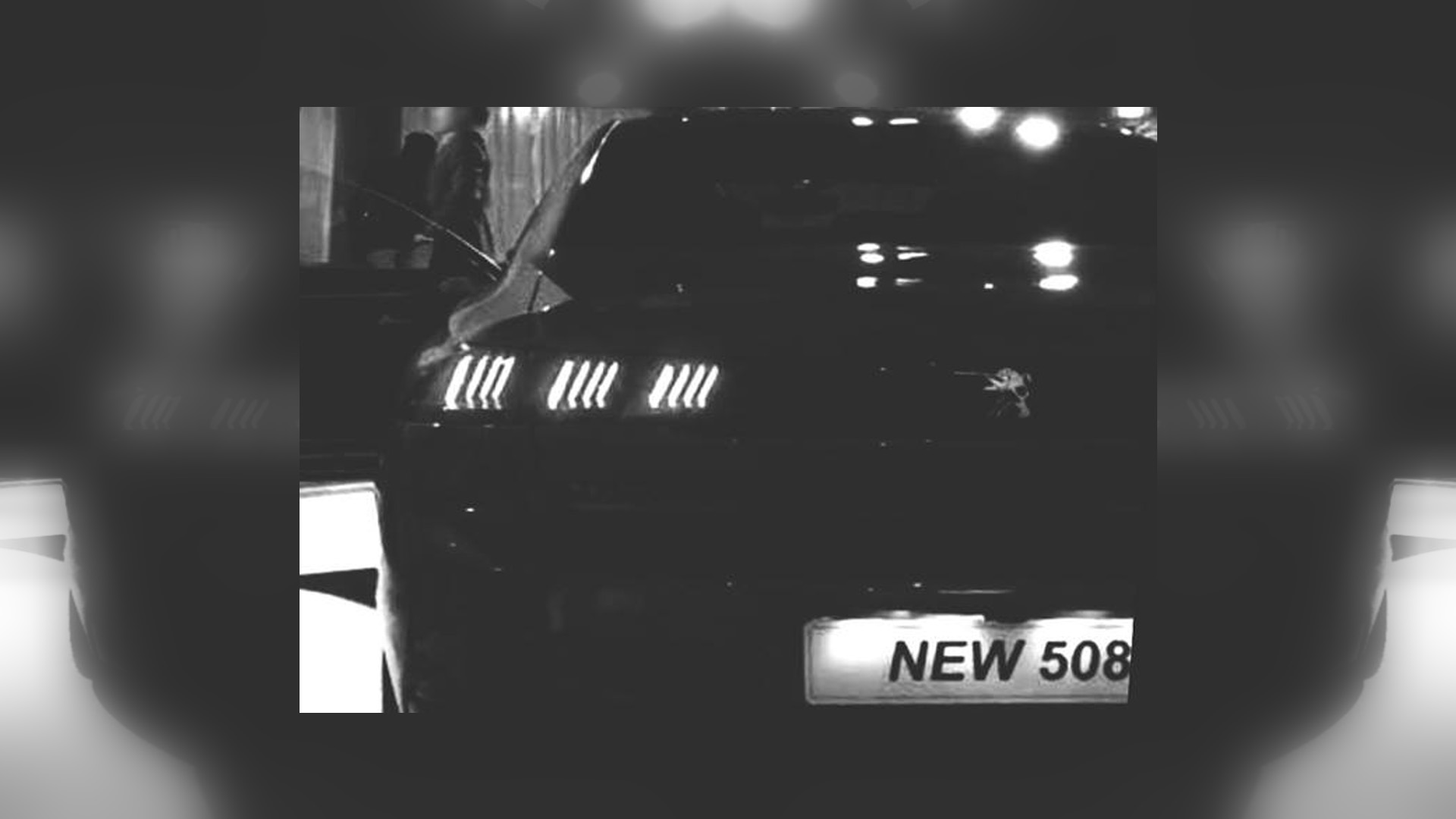 C'est la toute nouvelle Peugeot 508 (2018) !
