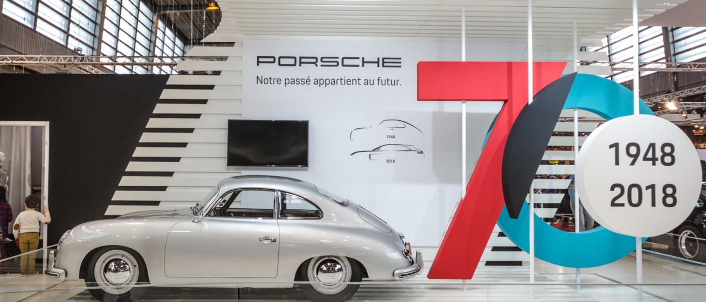 Retromobile Porsche