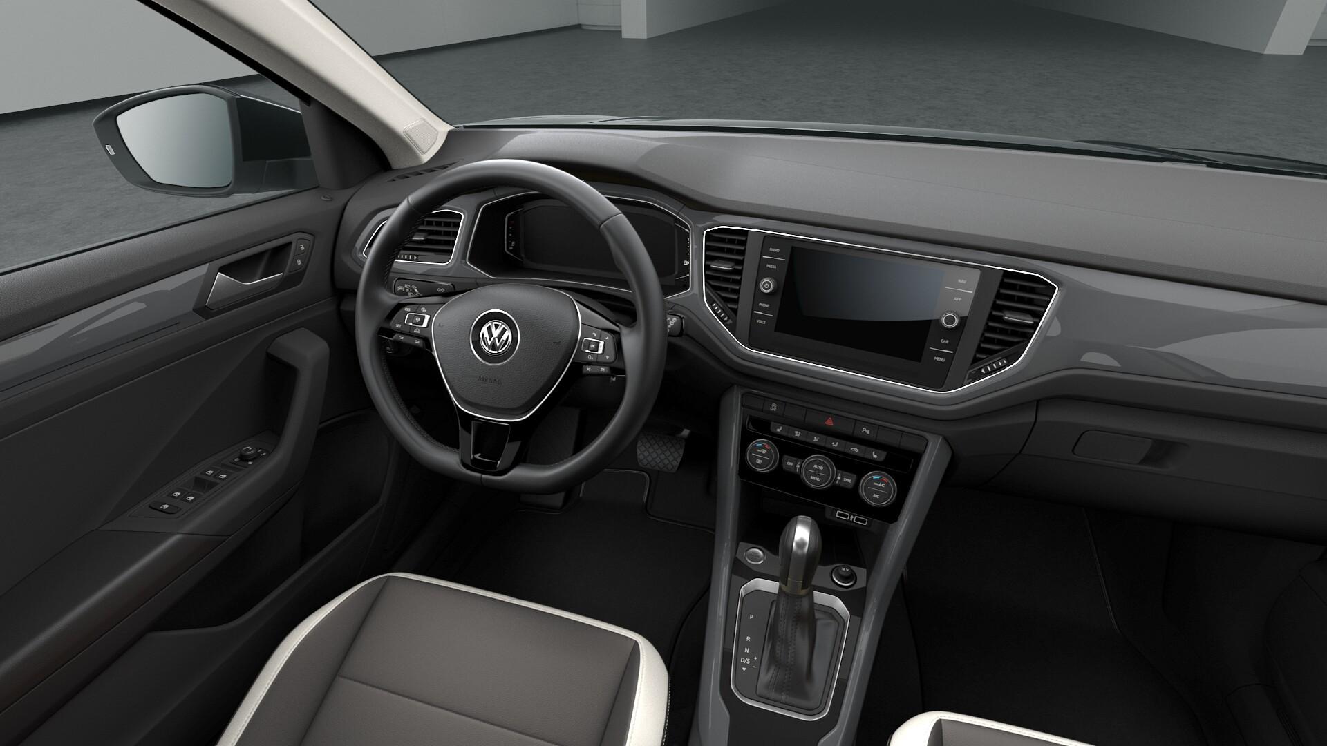 volkswagen t roc carat the automobilist. Black Bedroom Furniture Sets. Home Design Ideas
