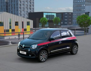 renault twingo red night le rouge le noir et la twingo the automobilist. Black Bedroom Furniture Sets. Home Design Ideas