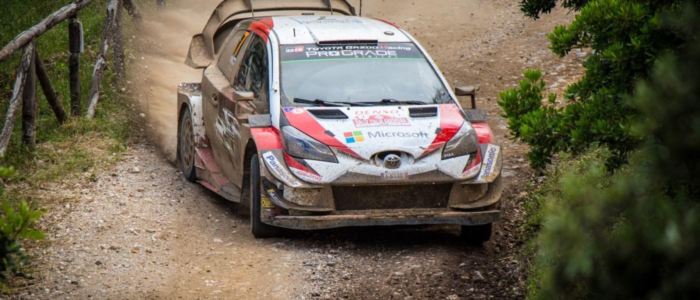 WRC Sardaigne