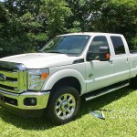 2014 Ford Super Duty F250 Diesel Lariat Crew Cab The Automotive Advisor