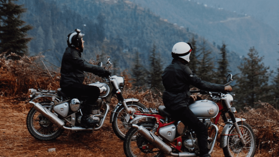 Royal Enfield Bullet Trials Works Replica 350 and 500