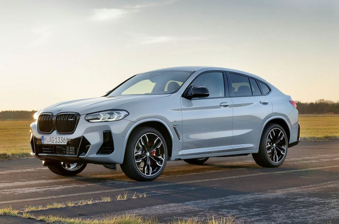 BMW X3 and X4 facelifts get updated looks and hybrid engines options