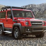 New 2021 Force Gurkha to launch on 27th September