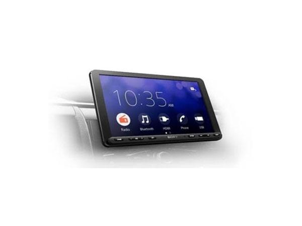 Sony launches XAV-AX8100 New in-car Media Receiver
