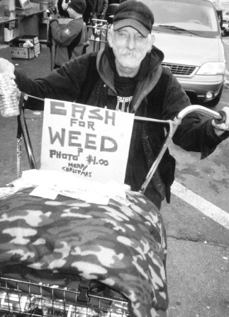 Cash for Weed