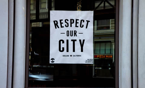 Respect Our City. By Linh Dinh.