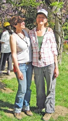Tara Lane & Charlene Rowland