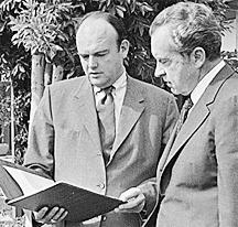 Ehrlichman&Nixon