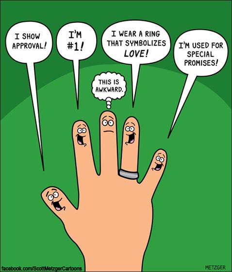 FingersCartoon