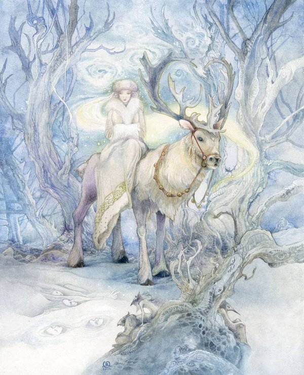 In Stillness by Stephanie Law