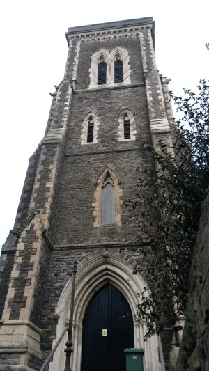 St Mary's Chuch- Hastings