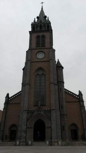 St Mary's Church- Seoul