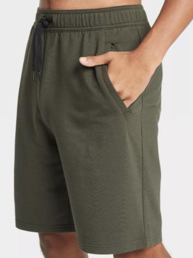 Green Shorts 2