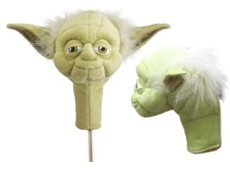 Yoda Driver Head 2