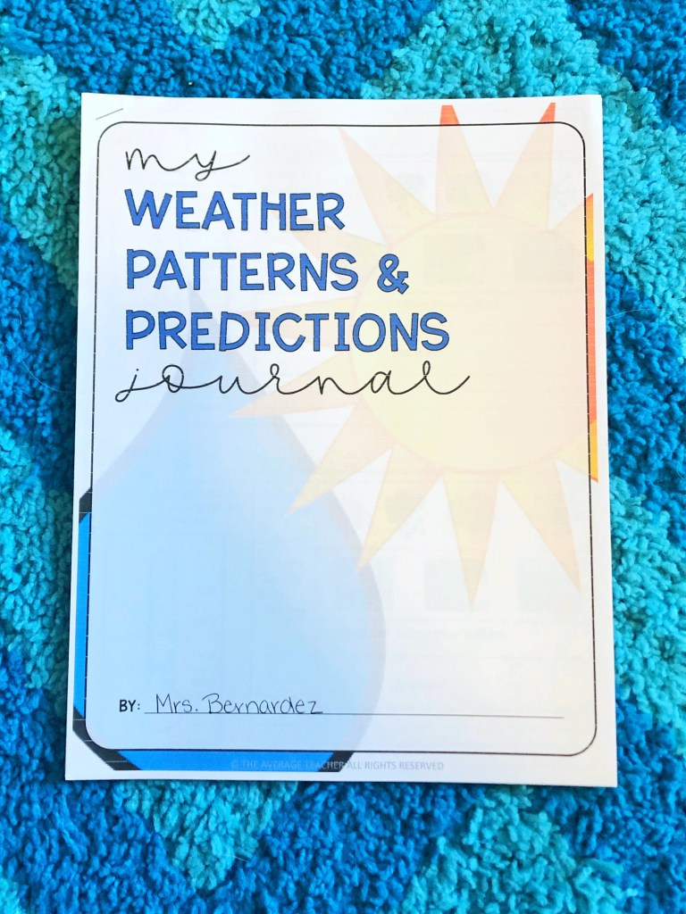 weather-journals-for-students