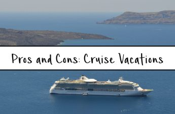 cruise vacation pros and cons
