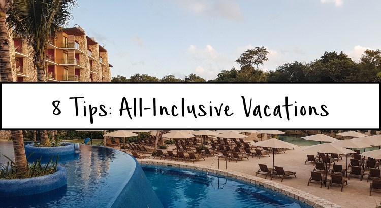 all-inclusive resort vacation