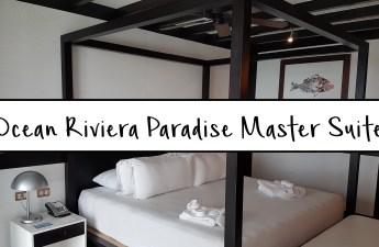 Ocean Riviera Paradide Master Suite Tour 2
