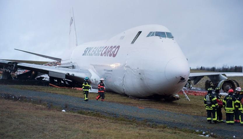 boeing 747 cargo jet