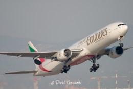 B777 Emirates