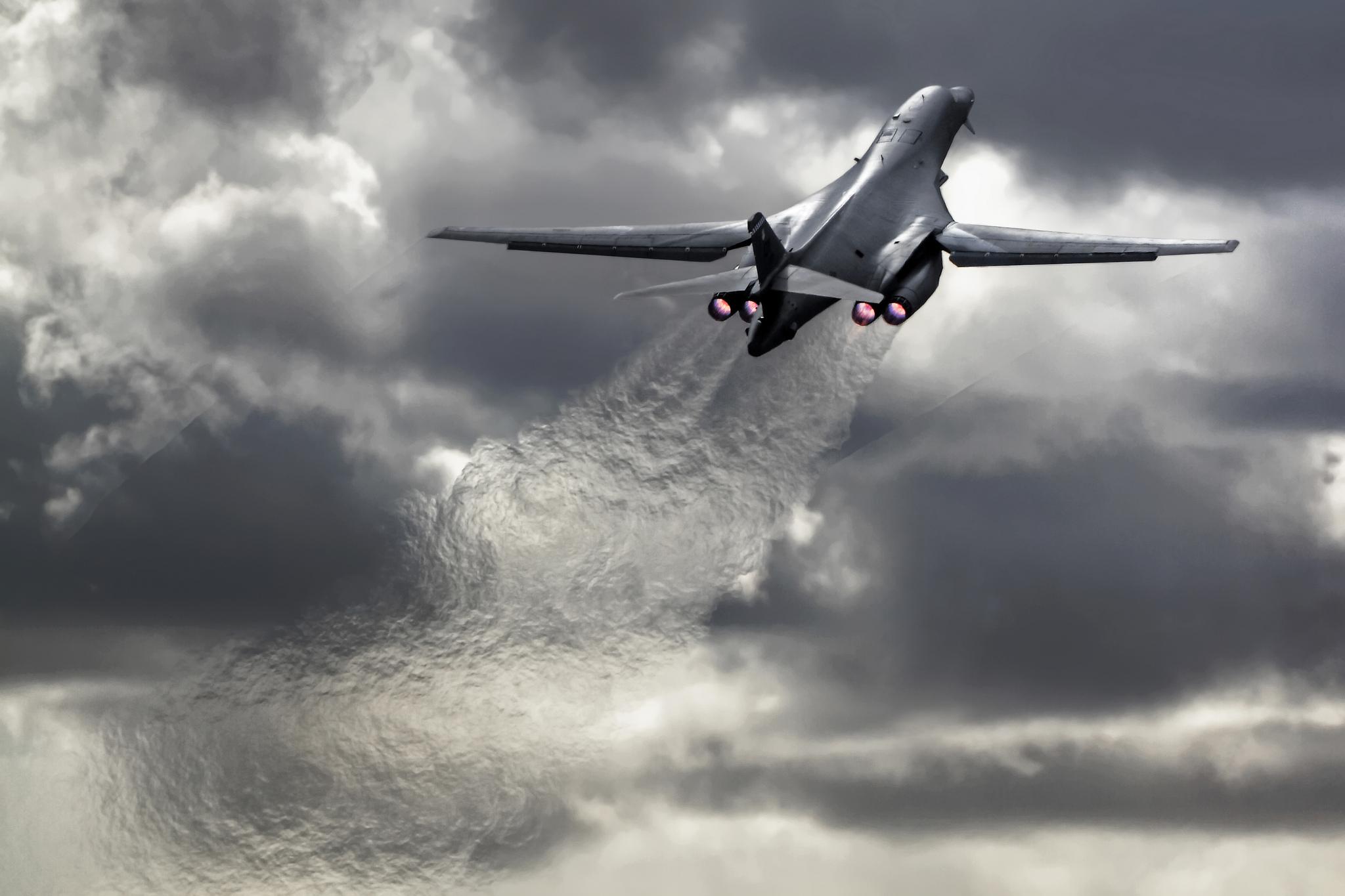 The Aviationist » B1 Lancer