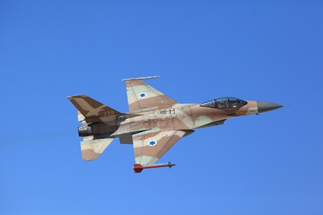 F-16 IAF
