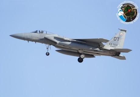 81-0030-OT-53 TEG. F-15C. 422TES. Nellis 26.02.13