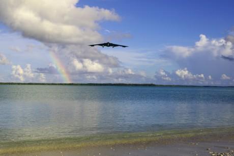 B-2 Guam