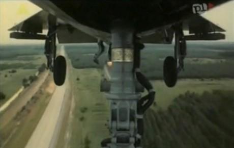 Mig-21 landing gear