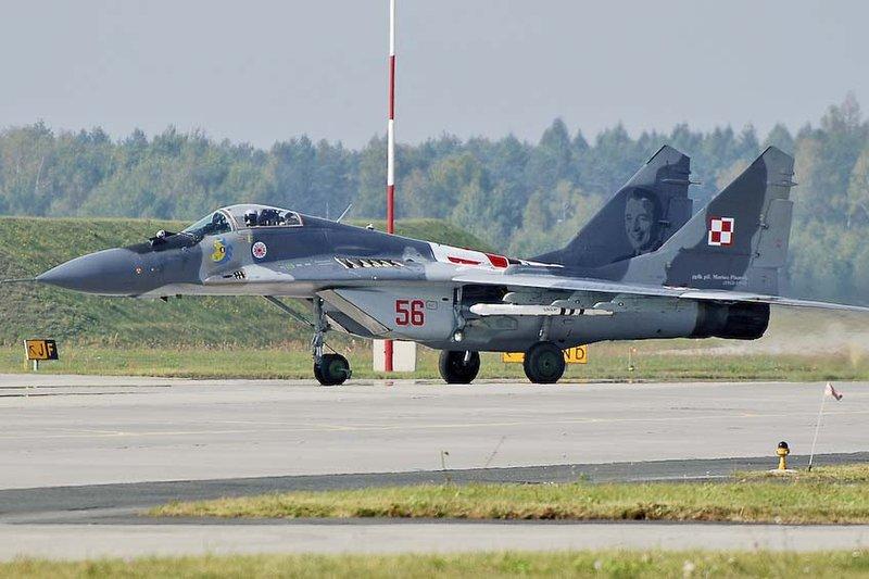 First Polish Avionics-Modernized MiG-29 makes maiden flight – The