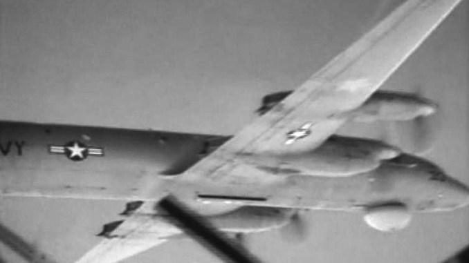 Il-38 in US Navy markings